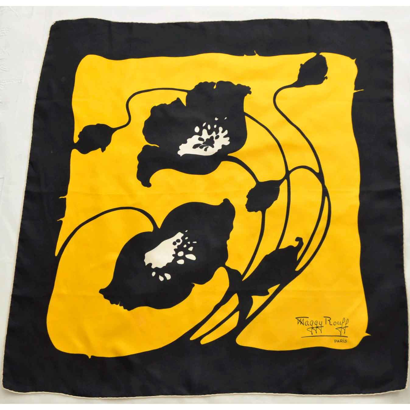 Frenc-Dramatic-1960s-Vintage-Maggy-Rouff-Paris-designer-silk-scarf-07