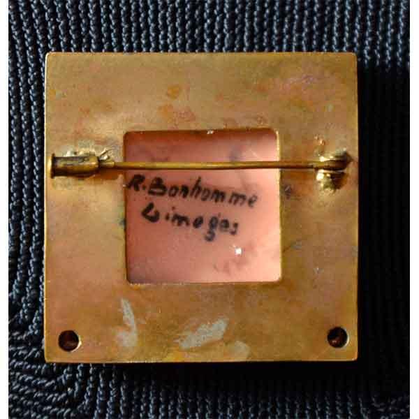 Limoges,-France-enameled-porcelain-brooch,-artist-signed-02