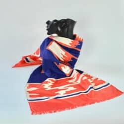 divine style puccini silk scarf