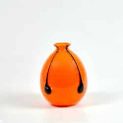 divine style french antiques loetz tango glass vase