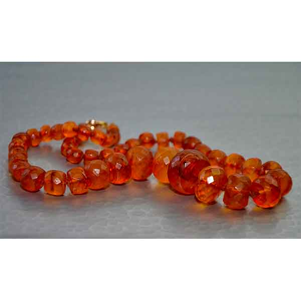 Divine-Style-french-antiques-Antique-faceted-cylindrical-amber-bead-necklace-06