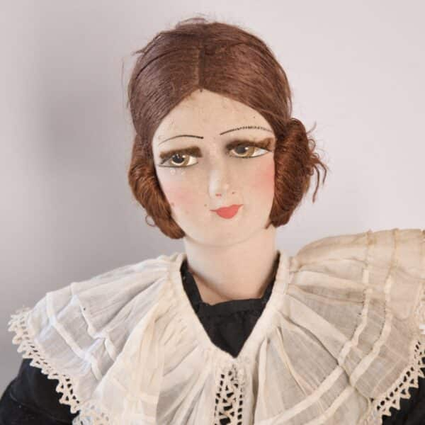 1930s french boudoir doll 8