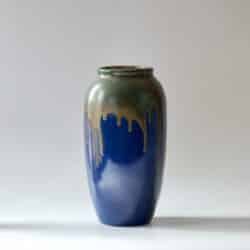 Leon Pointu vase Ecole de Carries Arts & Crafts c1920