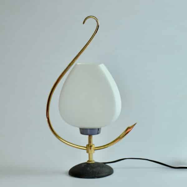divine style french antiques 1960s modernist lamp