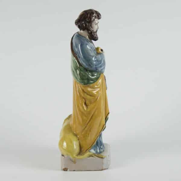 divine style french antiques Auguste Nayel Graindorge sculpture st marc 4