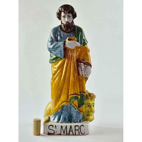 french-antique-sculpture-saint-Mark-evangelist-faience-01