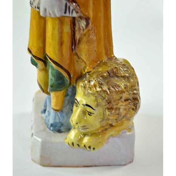 french-antique-sculpture-saint-Mark-evangelist-faience-06