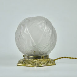 divine style muller freres art deco globe lamp nightlight 3