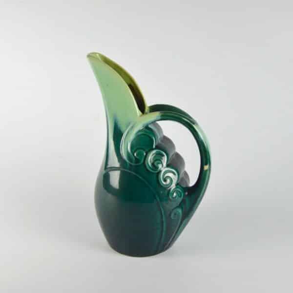 Art Deco beetle jug