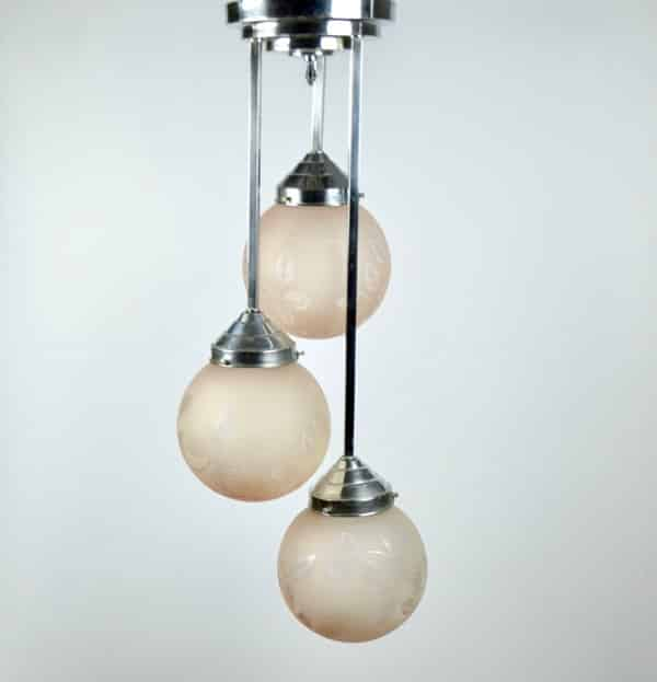 divine style french antiques art deco chandelier