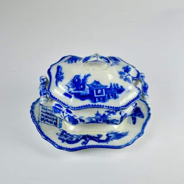 divine style french antiques johnston & vieillard 1850s faience 9