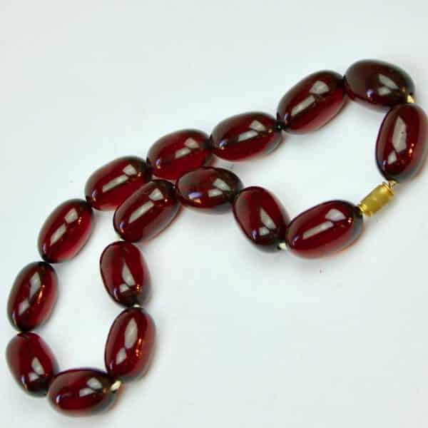 divine style french antiques chunky cherry bakelite 1