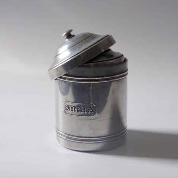 divine style french antiques vintage spice jar set 6