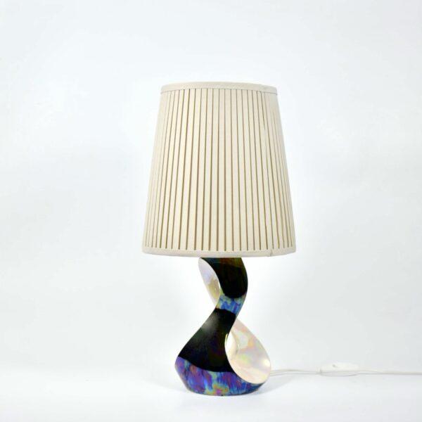 divine style mid century verceram lamp