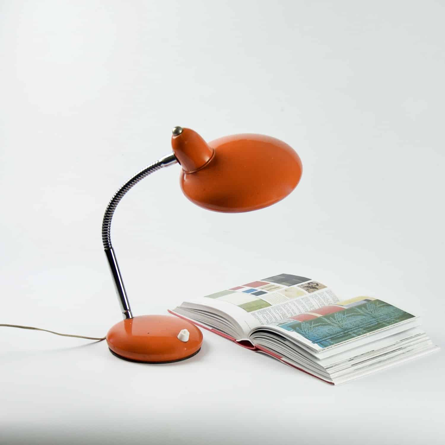 Image of: Mid Century Modern Italian Desk Lamp Divine Style French Antiques