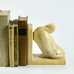 divine style french antiques odyv art deco bookends