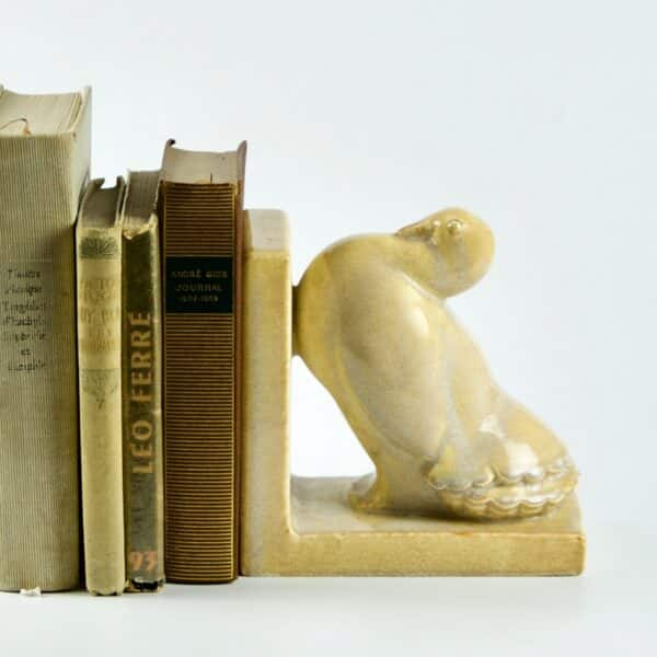 divine style french antiques odyv art deco bookends 1