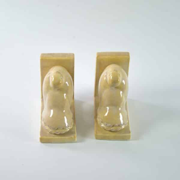 divine style french antiques odyv art deco bookends 3