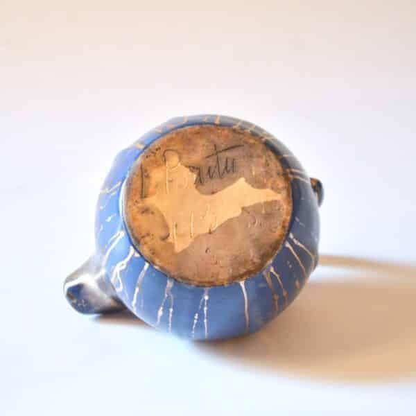 divine style french antiques leon pointu gourd jug art deco 5