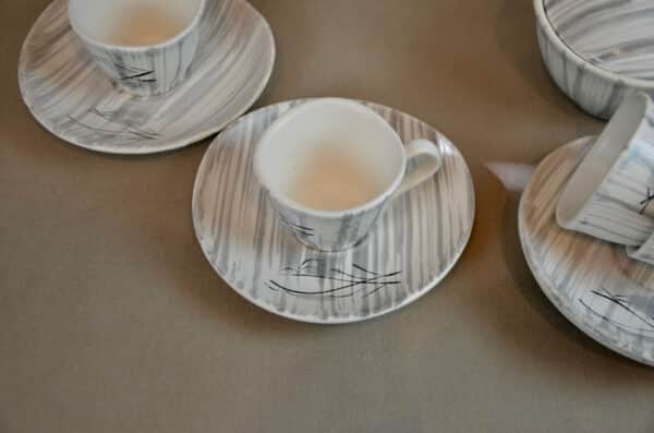 divine style french antiques salins france mid century coffee set 1