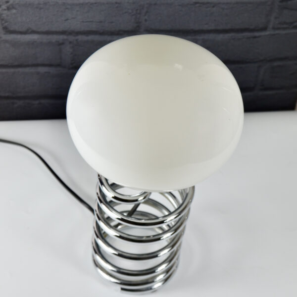ingo-maurer-lamp-spirale-1960s-design-honsel-vintage-table-lamp-spring-lamp 2