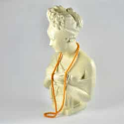 divine style french antiques art deco apricot bakelite flapper
