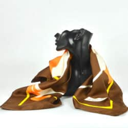 divine style french antiques jacques heim paris silk scarf
