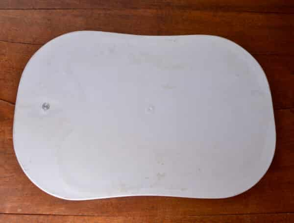 divine style french antiques 1930s Limoges porcelain meat platter art deco 3