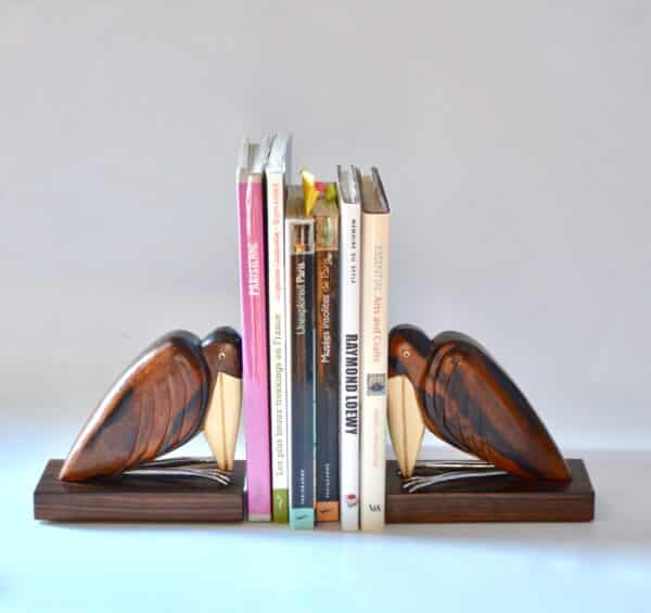 divine style french antiques french art deco bookends birds 6