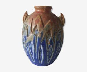 Gilbert Metenier horned vase