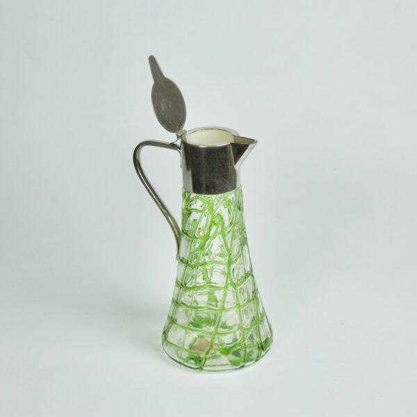 divine style french antiques loetz kralik decanter 1900 3