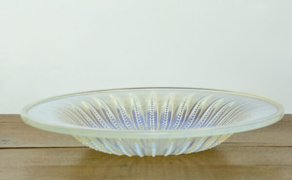 french antiques etling opalescent bowl 367 d