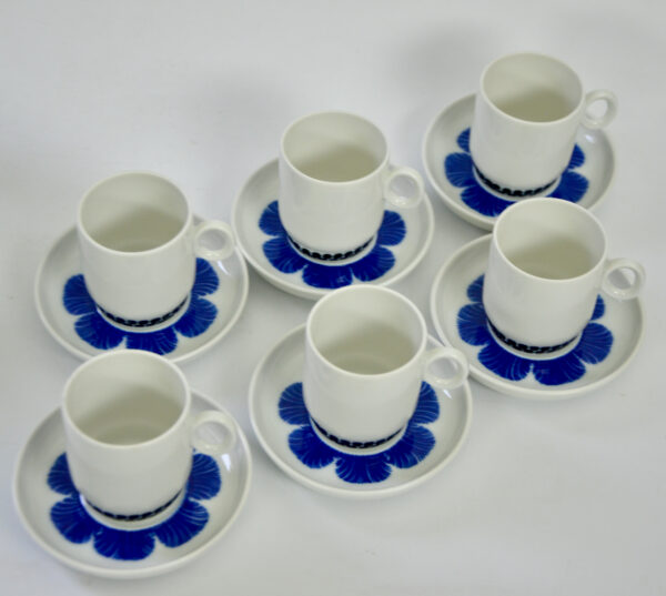 divine style Hertha Bengtson Thomas Rosenthal coffee service 1970s 3