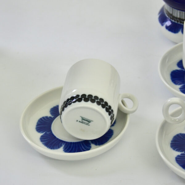 divine style Hertha Bengtson Thomas Rosenthal coffee service 1970s 6