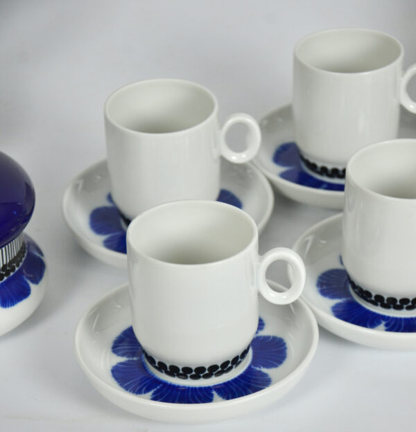 divine style Hertha Bengtson Thomas Rosenthal coffee service 1970s