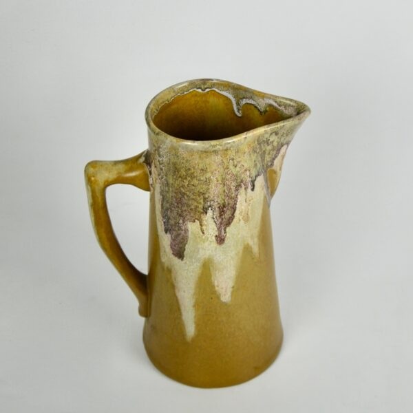 Jean-Marie Maure French Art Deco stoneware jug divine style french antiques 2