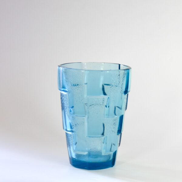 divine style art deco glass vase D'Avesn 4