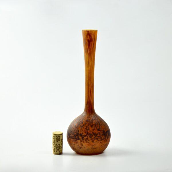 divine style french antiques andre delatte vase art nouveau