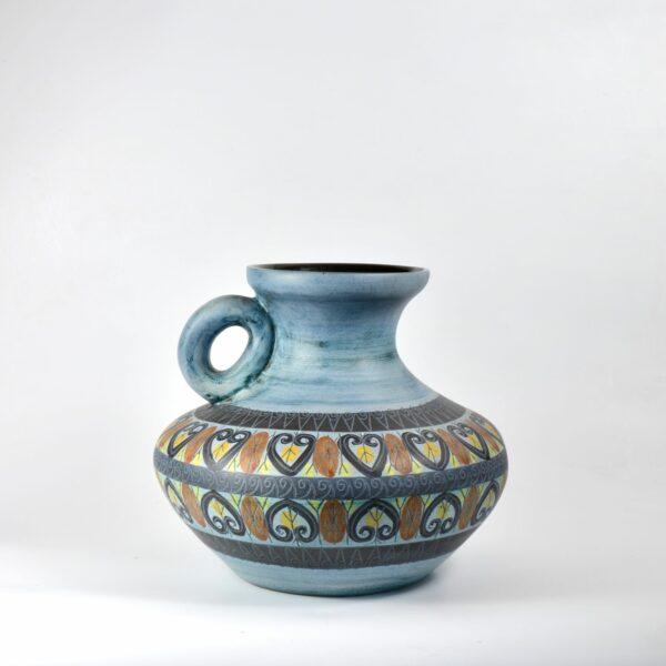jean de lespinasse large mid century jug divine style french antiques x