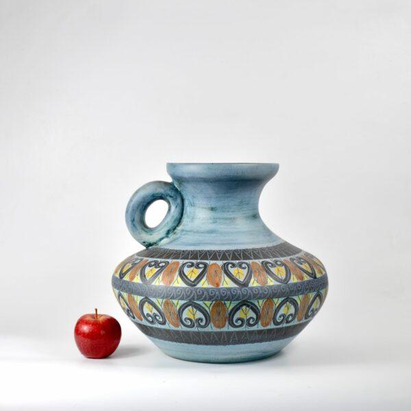 jean de lespinasse large mid century jug divine style french antiques