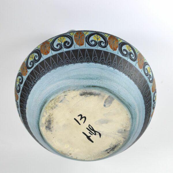 jean de lespinasse large mid century jug divine style french antiques 3
