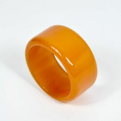 vintage bakelite bangle extra wide divine style french antiques