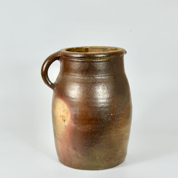 antique french stoneware jug 7 litres divine style french antiques