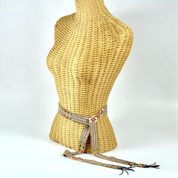 1920s beaded flapper belt divine style french antiques 1
