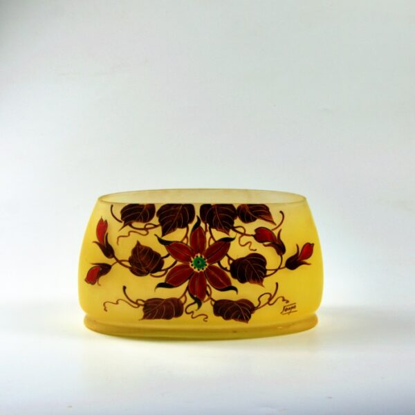 joma art deco poinsettia vase jardiniere divine style french antiques 3 (1)