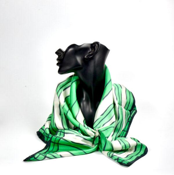 simonnot-godard french vintage silk scarf 4