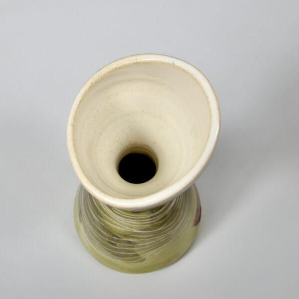 mado jolain vase french ceramist studio pottery mid century 1950s 5